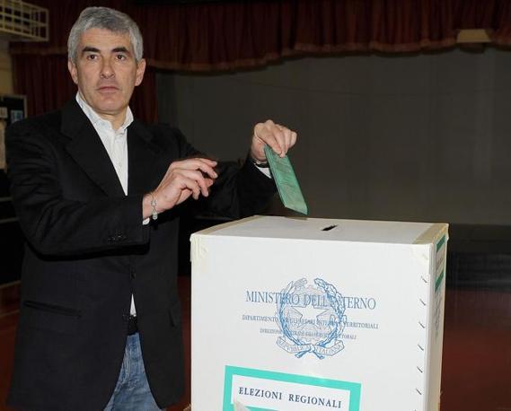 Il leader dell'Udc Ferdinando Casini (Ansa))