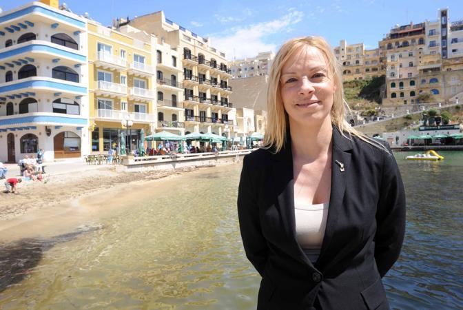 A Gozo anche l'assessore leghista lombardo allo sport e ai giovani Monica Rizzi (Cavicchi)