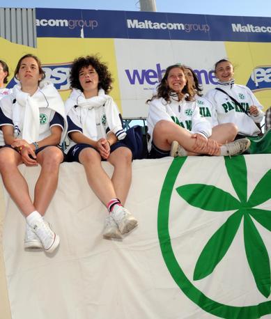 Sostenitrici della Padania calcio (Cavicchi)