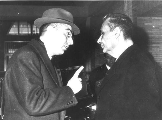 1965 - Francesco Cossiga e Aldo Moro