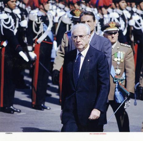 Francesco Cossiga, presidente della Repubblica (Antinea Press)