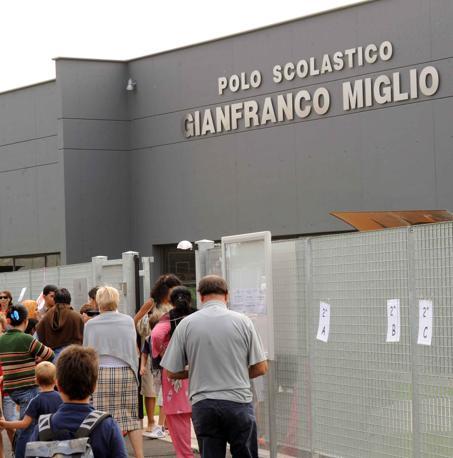 La scuola leghista intitolata a Gianfranco Miglio al centro della contestazione (Cavicchi)