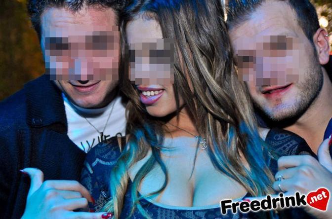 Alcune immagini di Ruby, la ragazza minorenne di origini marocchine al centro dell'indagine della Procura di Milano su presunte feste a luci rosse e nel quale si ipotizza il favoreggiamento della prostituzione. Alcuni scatti erano presenti in rete, altri su Facebook