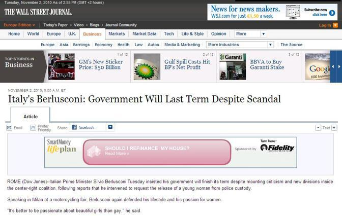 Il Wall Street Journal
