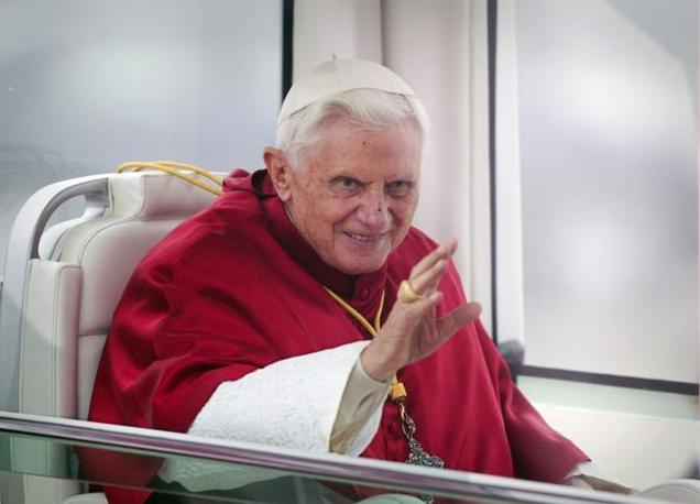 Il Papa a Santiago de Compostela (Ap)