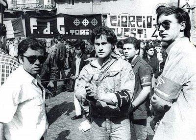 Nell'82 l'attuale sindaco di Roma fu accusato di aver lanciato una bomba molotov di fronte l'ambasciata dell'unione sovietica
