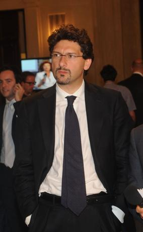 Il candidato del Terzo Polo a Milano Manfredi Palmeri (Neworess)