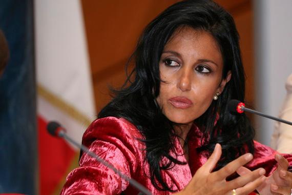 Daniela Melchiorre si è dimessa da sottosegretario (foto tratte dal suo sito web)