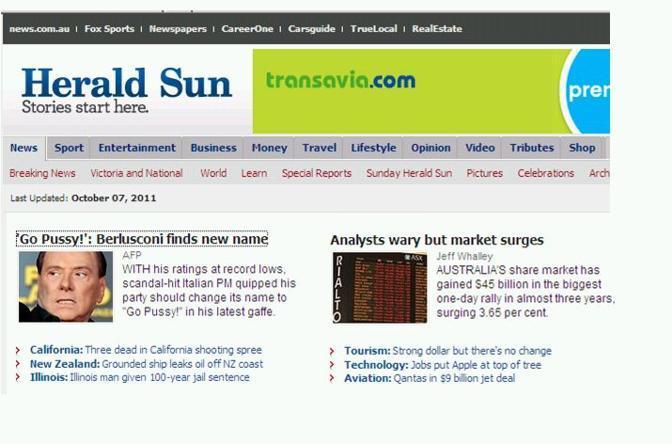 L'Herald Sun