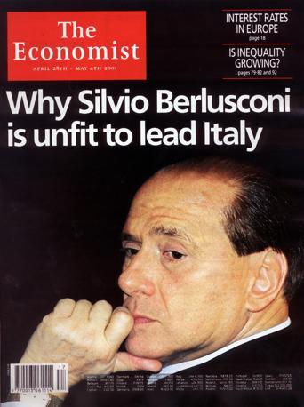 Aprile 2001 - «Perché Silvio Berlusconi non è degno di guidare l'Italia»