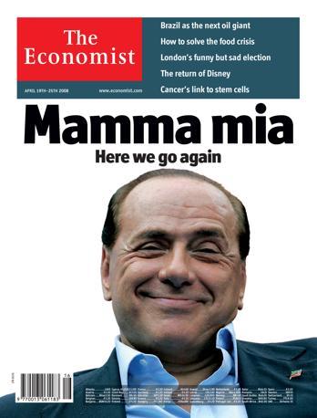 Aprile 2008 -  «Mamma mia, ci risiamo»