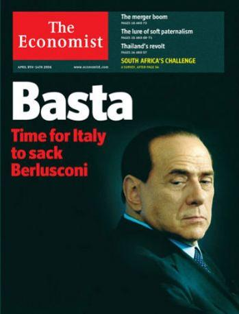 Aprile 2006 - «Basta. Per l'Italia è ora di licenziare Berlusconi»