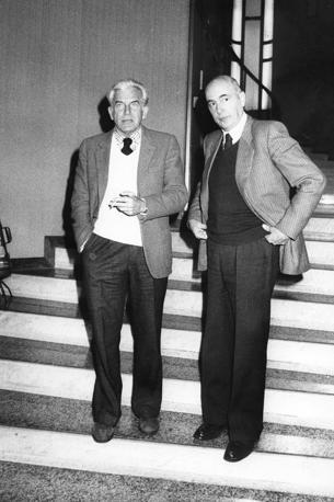 Sempre con Giorgio Napolitano (Olycom)