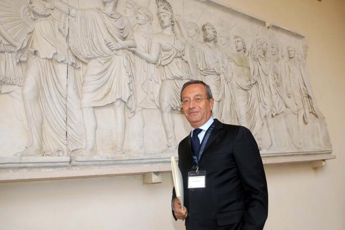 Antonio Catricalà, sottosegretario alla Presidenza (Italyphotopress)