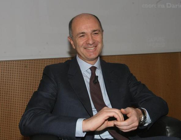 Corrado Passera, Sviluppo-Infrastrutture-Trasporti (Newpress)