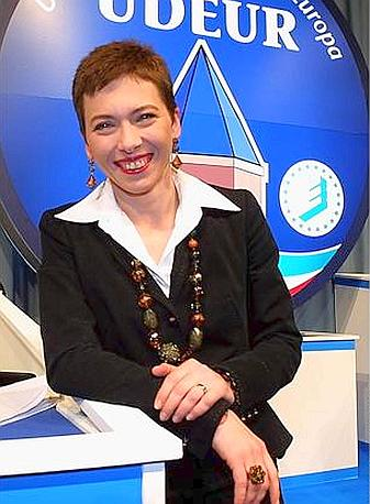 In occasione del congresso Udeur nel 2002 (Lapresse)