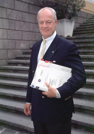 Staffan de Mistura, diplomatico svedese, già rappresentante dell'Onu in Iraq, è il nuovo sottosegretario agli Esteri