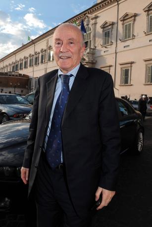Giovanni Ferrara, Procuratore di Roma, nominato sottosegretario all'Interno (Imagoeconomica)