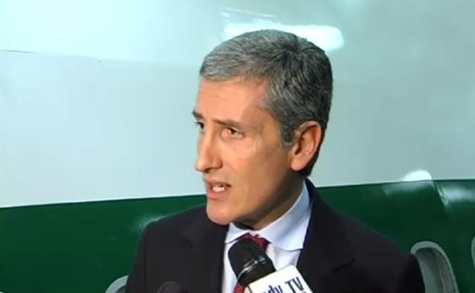Guido Improta, sottosegretario alle Infrastrutture e Trasporti