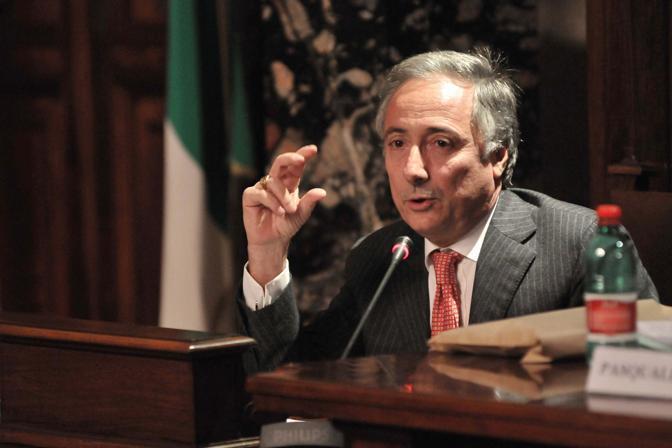 Filippo Patroni Griffi, ministro alla Funzione Pubblica (Imagoeconomica)