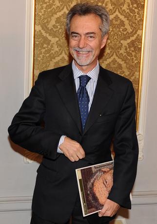 Il presidente della Fieg Carlo Malinconico, sottosegretario all'Editoria (Ansa)