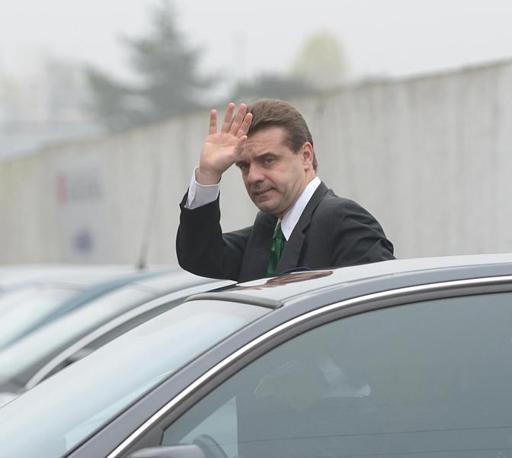 Roberto Cota governatore del Piemonte (Ansa)