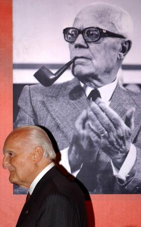 Alla mostra dedicata a Sandro Pertini (Liverani)