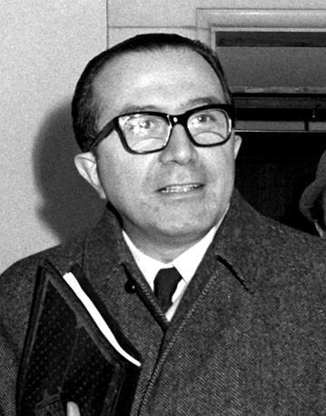 Andreotti nel 1970 (Ansa)