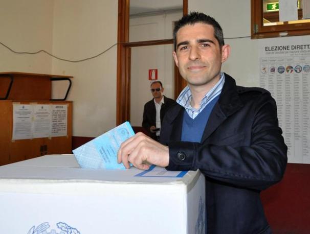 Al voto nel primo turno (Ansa/Ferreri)
