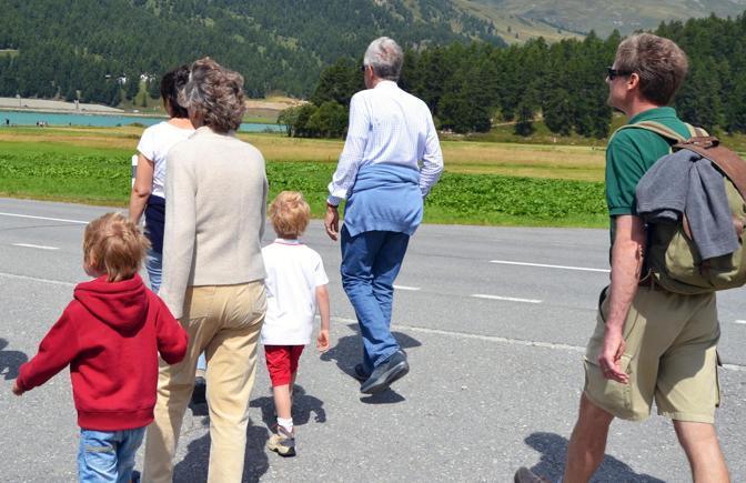 Le vacanze in famiglia di mario monti for Vacanze in famiglia