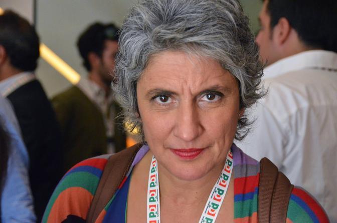 Anna Paola Concia (Stefano Cagelli)