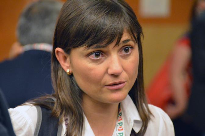 Debora Serracchiani (Stefano Cagelli)