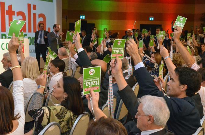 Il voto dei delegati (Stefano Cagelli)