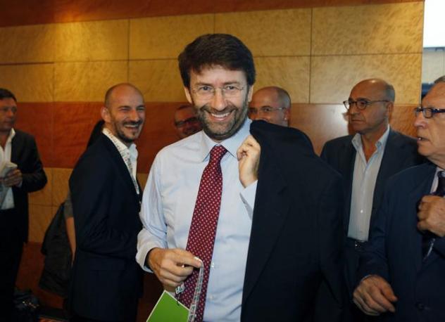 Dario Franceschini (Fotogramma/Mario Maci)