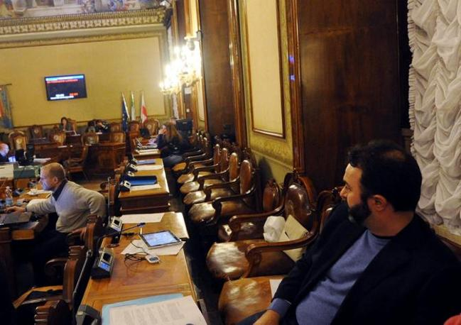 Nei giorni scorsi Federica Salsi ha polemizzato con il leader del M5s per la sua partecipazione a Ballarò (Fotgramma/Schicchi)
