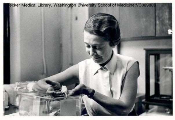 Al lavoro alla Washigton School of Medecine (dal suo profilo Facebook)