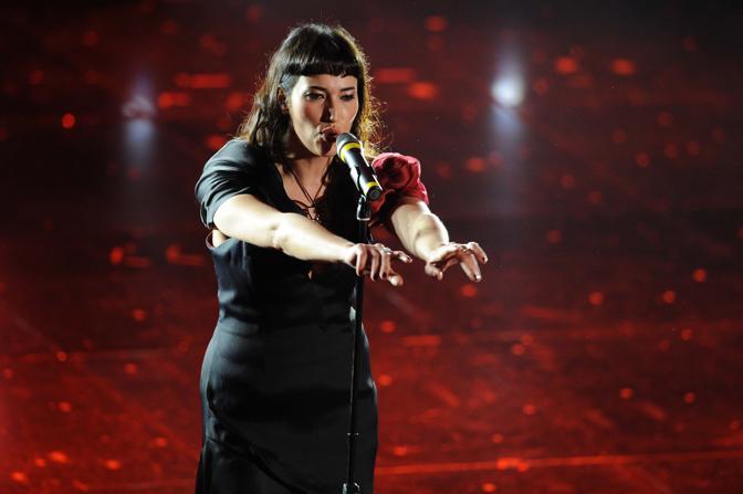Nina Zilli (Fabio Ferrari/LaPresse)