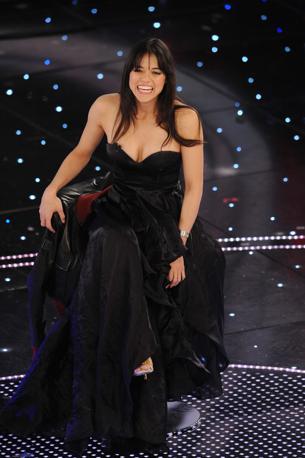 L'attrice di «Avatar» Michelle Rodriguez (Fabio Ferrari/LaPresse)