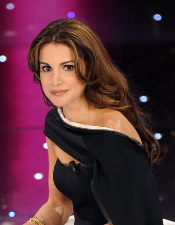 La regina Rania di Giordania (Ap)