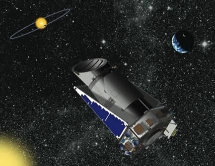 Il satellite della Nasa Keplero