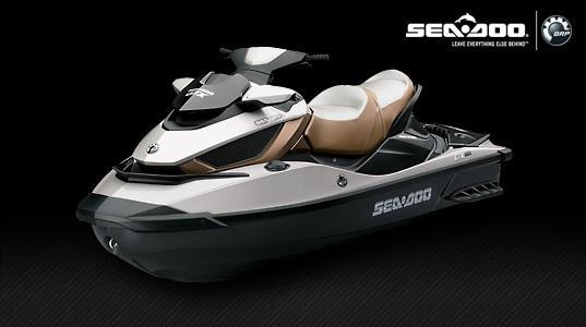 La moto d'acqua extralusso Sea-Doo GTX Limited iS 255