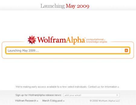 Wolfram Alpha, il motore di ricerca di ultima generazione