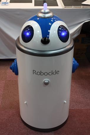 «Robockle» ha un'intelligenza artificiale anti-scontro