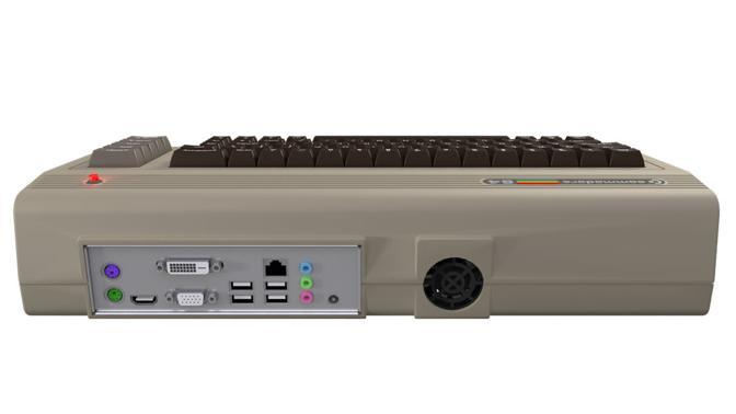 """Commodore rilancia il celebre C64 che dominò il mercato degli home computer nella prima metà degli anni Ottanta. Il """"remake"""" è un pc con porte standard, processore Atom Dual Core, 2 GB di ram, scheda video Nvidia Ion 2. Con un tasto si entrerà in un modo emulazione che riproduce il """"vero"""" Commodore 64 e i suoi giochi 8 bit"""