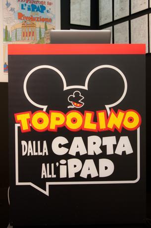 La mostra «Topolino, ieri, oggi e domani» è un viaggio nella storia della celebre rivista a fumetti di casa Disney. E' visitabile fino al 31 luglio allo WOW spazio fumetto, del museo del Fumetto di Milano.