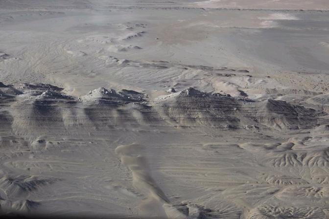 Paesaggio lunare a Reko Diq (da Tethyan.com)