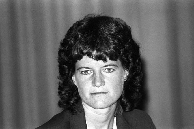 All'età di 32 anni era diveuta la prima astronauta della storia degli Stati Uniti (Olycom)