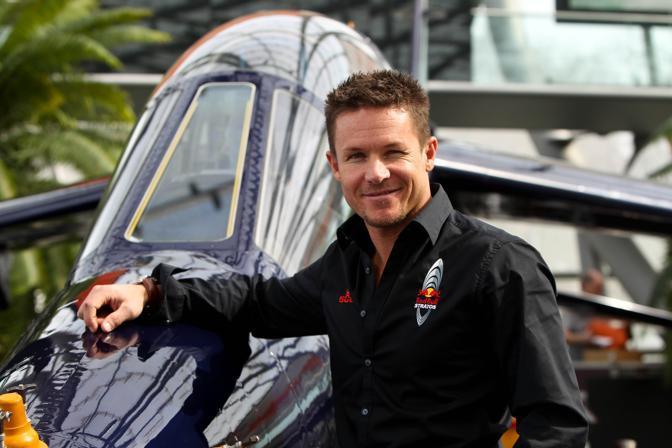 Felix Baumgartner  è uno stuntman austriaco di 43 anni (Afp)