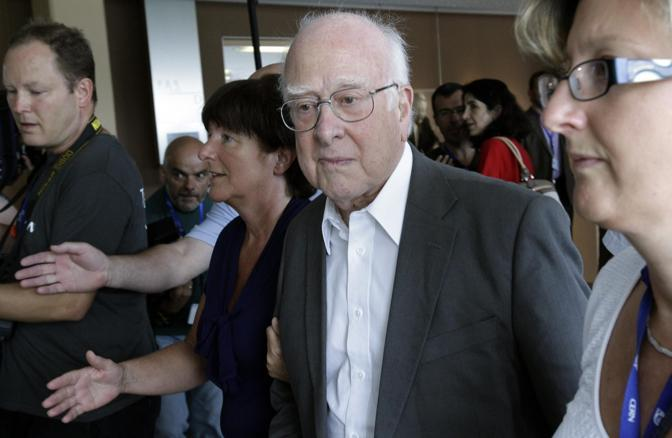 Higgs (Reuters)