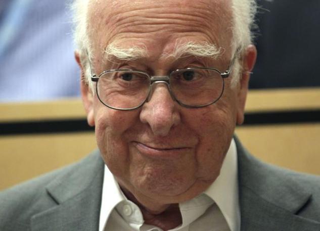 Higgs tra soddisfazione e commozione (Reuters)